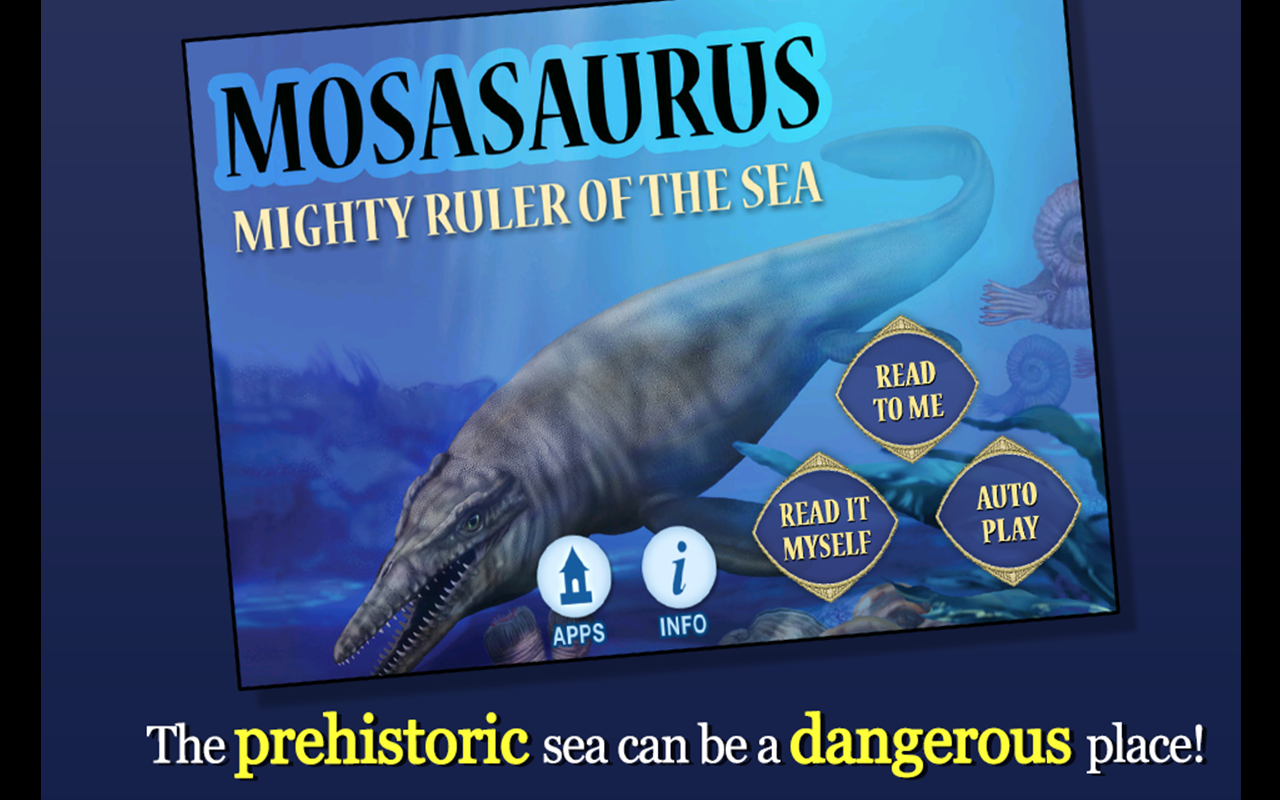 Mosasaurus: Ruler of the Sea- screenshot