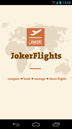 JokerFlights