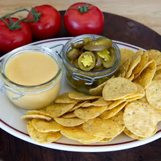 """Beer-Spiked """"Nacho"""" Cheese."""