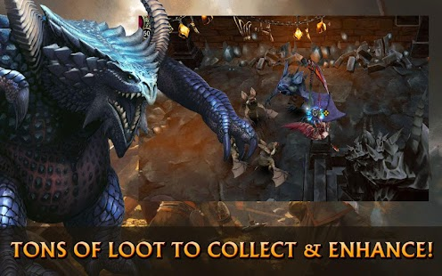 BLACK GATE: INFERNO v1.0.1 APK