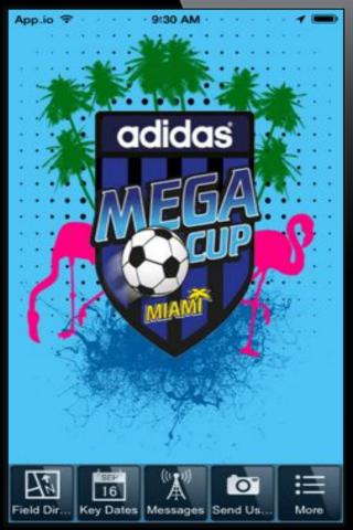 MegaCup Soccer Tournament