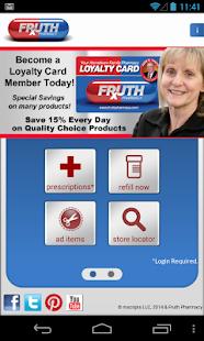 Fruth Pharmacy- screenshot thumbnail