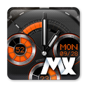 Sports Watch MXHome Theme icon