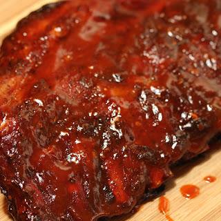 The Best BBQ Ribs.