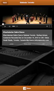 Sinfonia Toronto - screenshot thumbnail