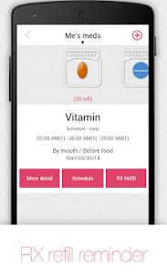 My PillBox (Meds&Pill Reminder) 2