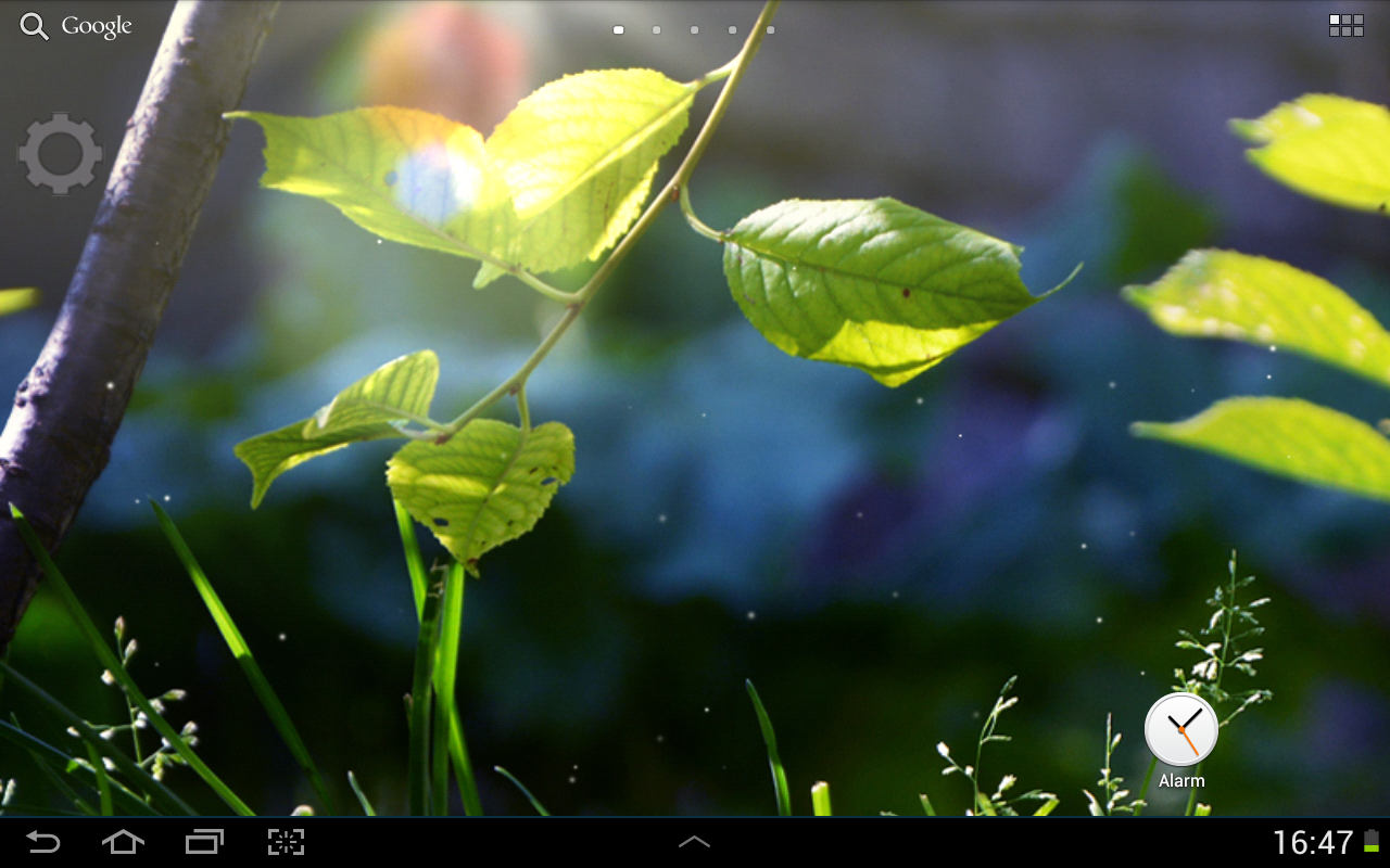 Galaxy S4 Summer Breeze - screenshot