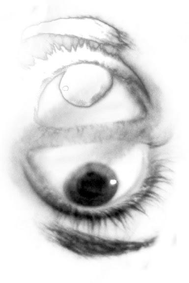 Ojos girados
