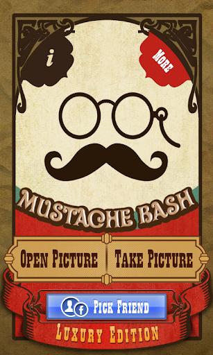 Mustache Bash Premium