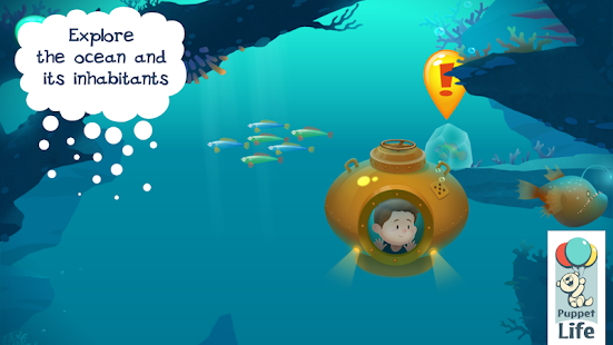 Explorium: Ocean for Kids Free- screenshot thumbnail