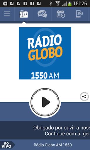 Rádio Globo AM 1550