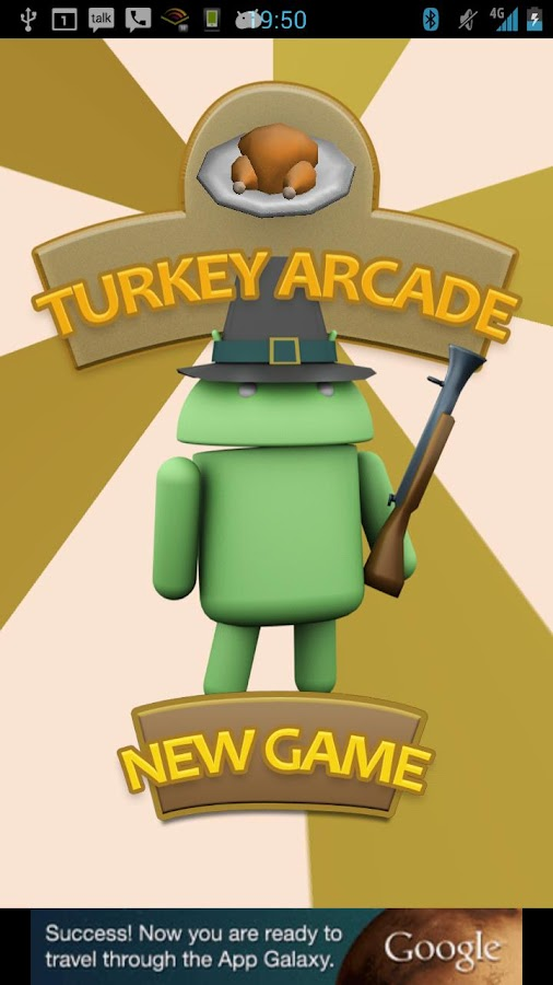 Turkey Arcade- screenshot