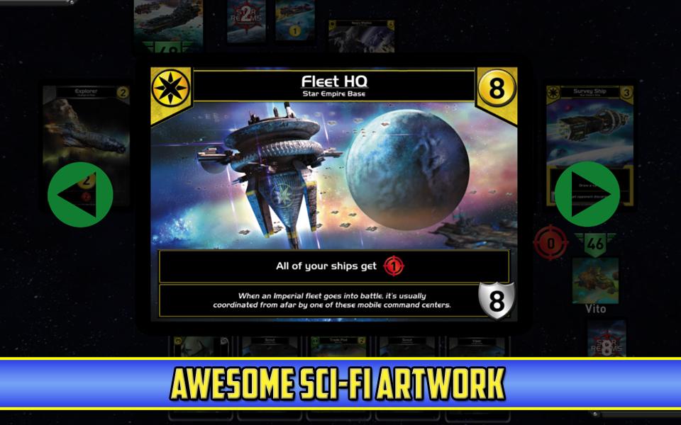 Star Realms screenshot #4