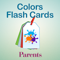 FlashCards Colors by Parents logo