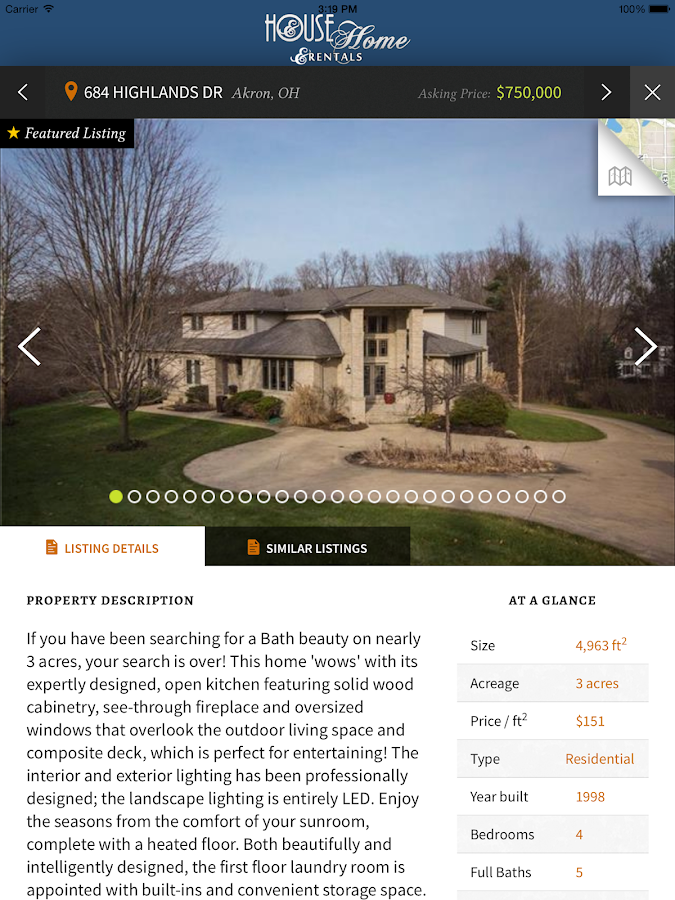 Android apps on google play Ohio homebuilders