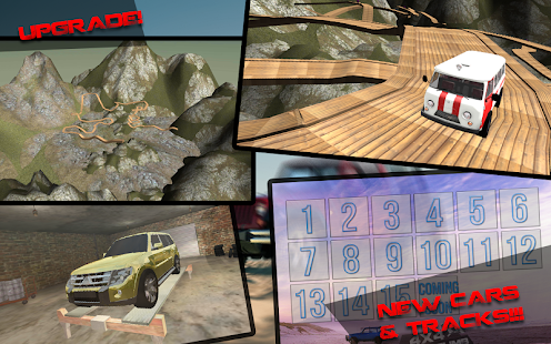 4x4 Hill Climb Racing 3d - screenshot thumbnail