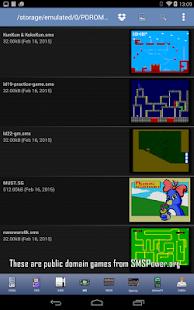 L mulation d ordinateurs et de consoles de jeux sous android premi re partie - Emulateur console android ...