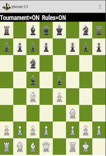 yNotate Chess Recorder - screenshot thumbnail