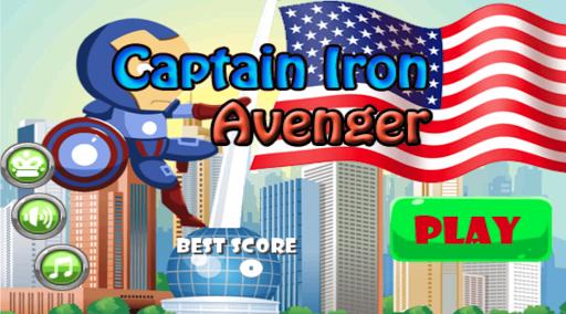 Captain Iron Avenger