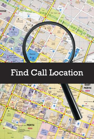 Find Call Location