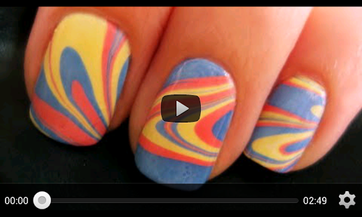 Nail art best videos android apps on google play nail art best videos screenshot thumbnail prinsesfo Image collections