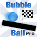 Bubble Ball Pro logo