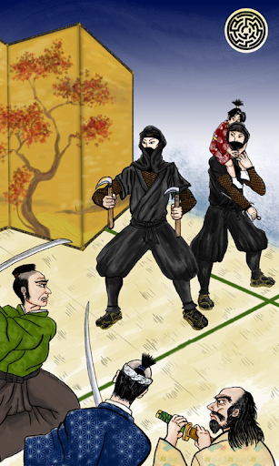 Choice of the Ninja  screenshots 1