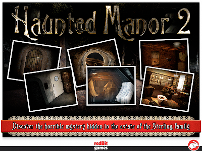 Haunted Manor 2 - Full (Xmas) v1.8