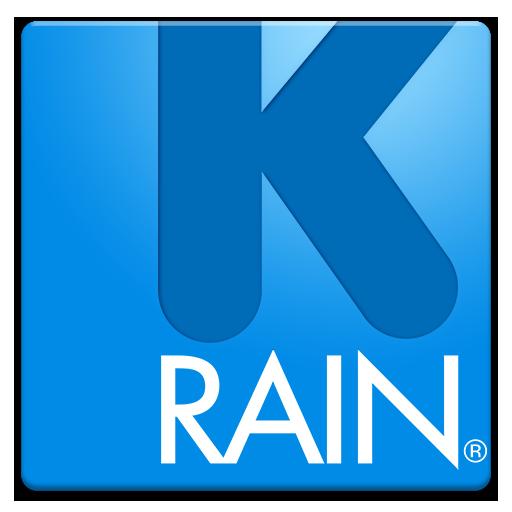 K-Rain LOGO-APP點子