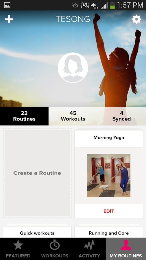 POPSUGAR Active- screenshot