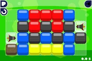 Screenshot of Bubble Blocks 2
