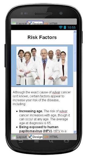【免費醫療App】Vulvar Cancer Information-APP點子
