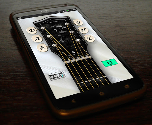 Tuning Your Guitar Tuner