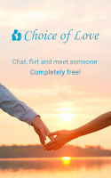 Screenshot of Free Dating ♥ Choice of Love