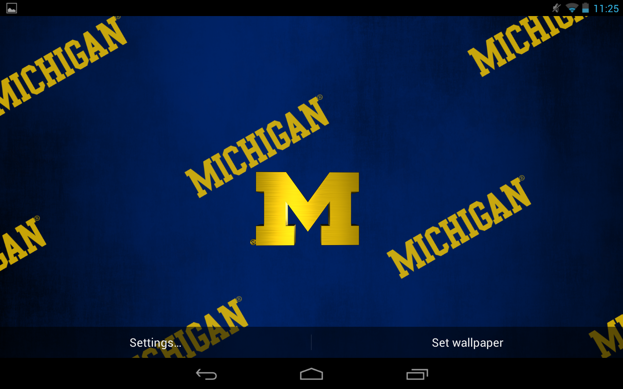 michigan live wallpaper hd android apps on google play