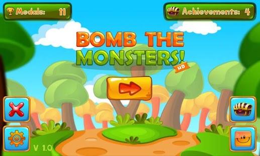 炸彈怪物!免費