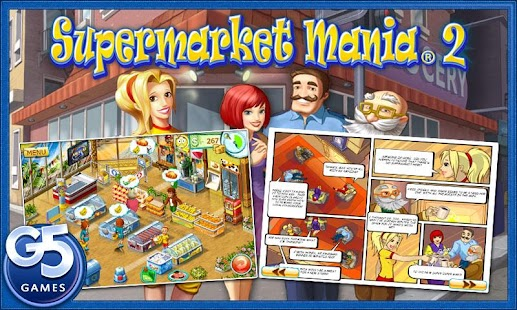 Supermarket Mania® 2 - screenshot thumbnail