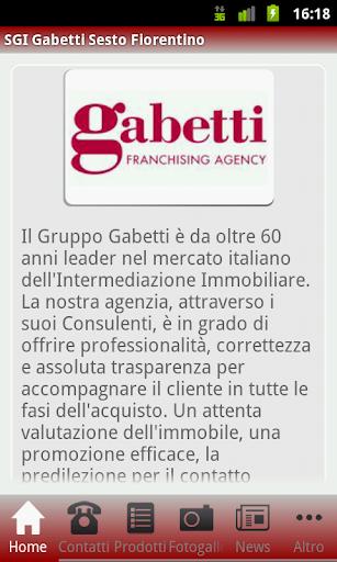 SGI Gabetti Sesto Fiorentino