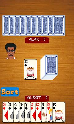 Rummy Free - screenshot