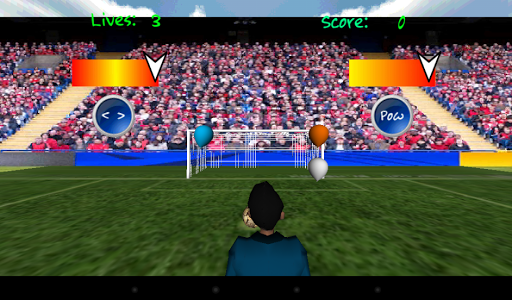 Penalty balloon 3D