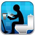 Toilet mini Games - Time Pass icon