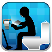 Toilet mini Games - Time Pass