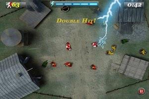 Screenshot of Zeus - Lightning Shooter Pro