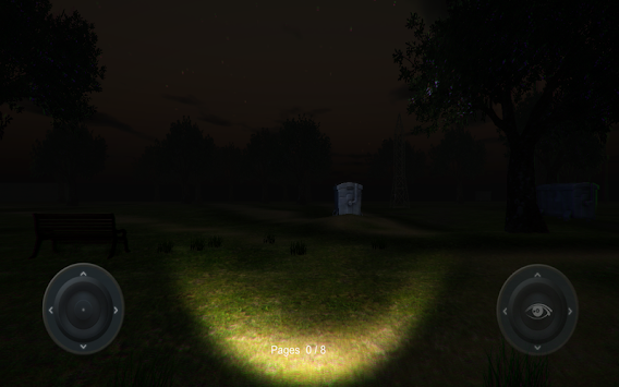 Slenderman Evolution NO ADS apk screenshot