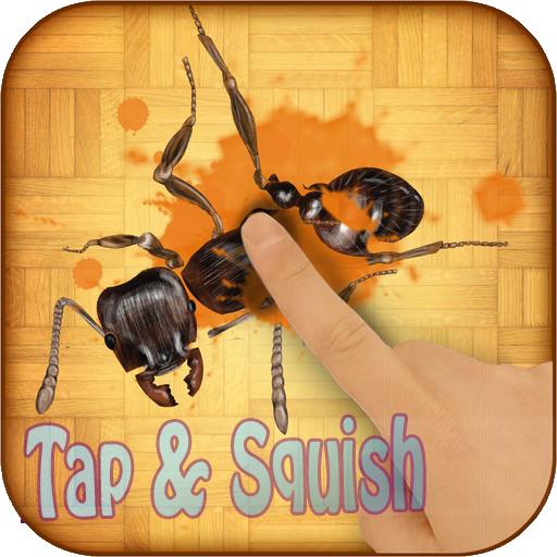 Insects Smasher : Tap & Smash 街機 App LOGO-APP試玩