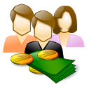 Share Costs icon