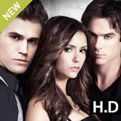 Vampire Diaries Live Wall HD