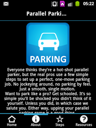 Parallel Parking Simplified