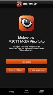 Mobyviewer– Vignette de la capture d'écran