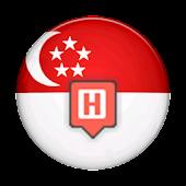 Singapore Hospital Locator